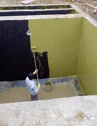 卫生间水池防水